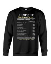 FR-GUY FACT-6 Crewneck Sweatshirt thumbnail