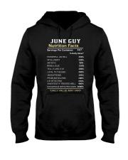 FR-GUY FACT-6 Hooded Sweatshirt front