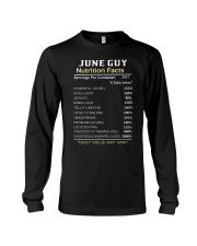 FR-GUY FACT-6 Long Sleeve Tee thumbnail