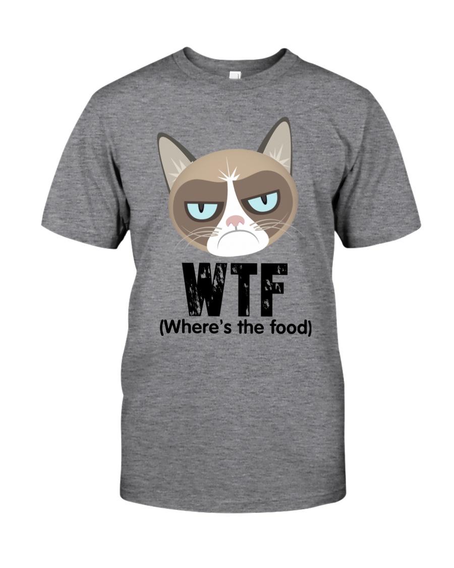 CAT WTF Classic T-Shirt