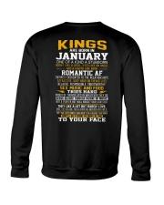 US-KING BORN-1 Crewneck Sweatshirt thumbnail
