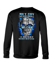 3THINGS-GUY-7 Crewneck Sweatshirt thumbnail