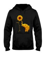 MY SHUNSINE-ELEPHANT Hooded Sweatshirt thumbnail