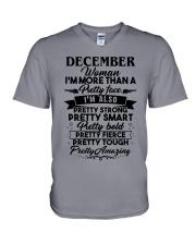WW-PRETTY WOMAN-12 V-Neck T-Shirt thumbnail