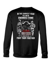 CALL ON ME BROTHER Crewneck Sweatshirt thumbnail