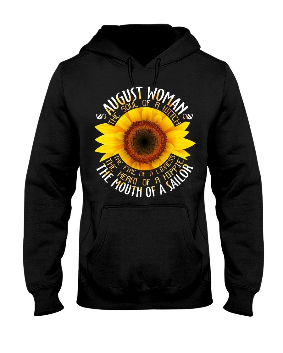 sunshine girl-8 Hooded Sweatshirt