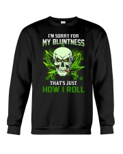 HOW I ROLL Crewneck Sweatshirt thumbnail