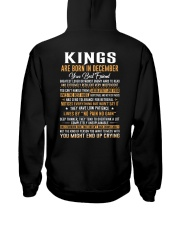 KINGS-US-12 Hooded Sweatshirt thumbnail
