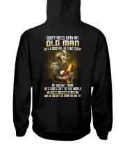 ROOSTER-OLDMAN Hooded Sweatshirt back