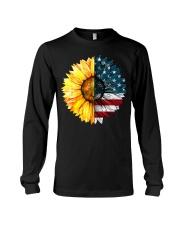 FLAG-SUN FLOWER Long Sleeve Tee thumbnail