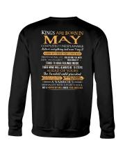 KING BORN US-5 Crewneck Sweatshirt thumbnail