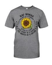 HIPPIE-WOMAN-5 Classic T-Shirt thumbnail