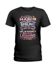 MONTH GIRL-3 Ladies T-Shirt thumbnail