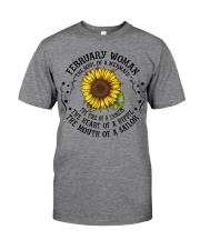 HIPPIE-WOMAN-2 Classic T-Shirt thumbnail