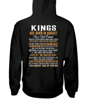 US-KINGS-8 Hooded Sweatshirt thumbnail