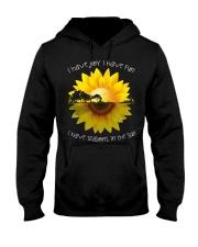i have season Hooded Sweatshirt front