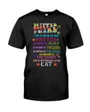AS HIPPIE GIRL Classic T-Shirt front