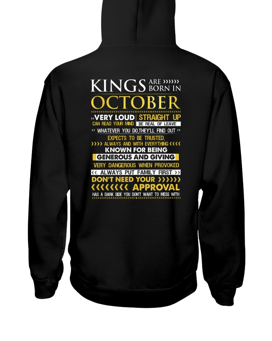 TTRUE-KING-10 Hooded Sweatshirt