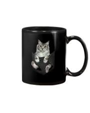 CAT IN THE POCKET Mug thumbnail