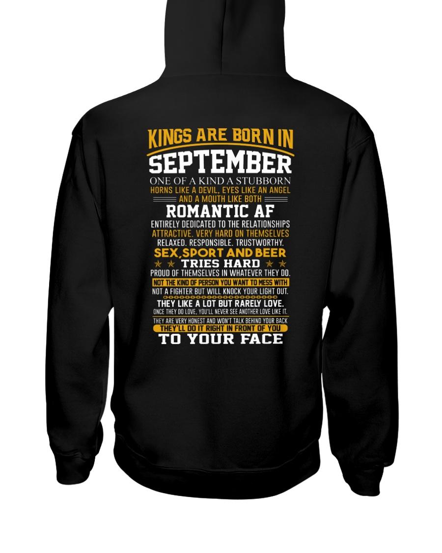 EU-KING IN-9 Hooded Sweatshirt