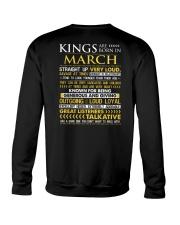 US-ROYAL-BORN-KING-3 Crewneck Sweatshirt thumbnail