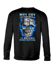 3THINGS-GUY-5 Crewneck Sweatshirt thumbnail