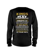 KING BORN IN-MAY Long Sleeve Tee thumbnail