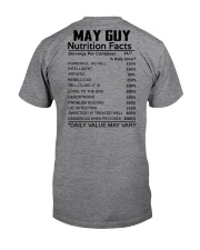 W-GUY FACT US-5 Classic T-Shirt thumbnail