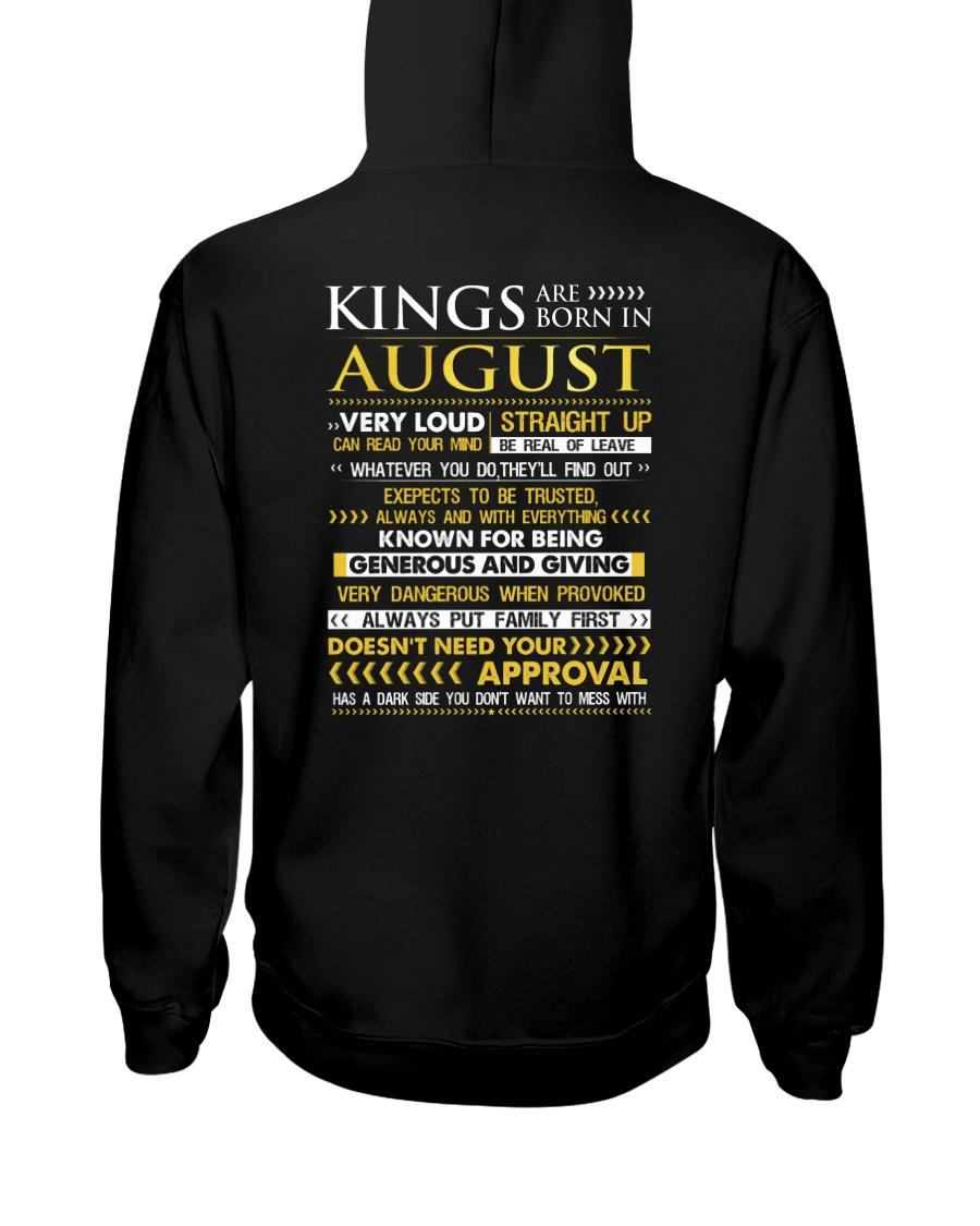 TRUE-KING-8 Hooded Sweatshirt