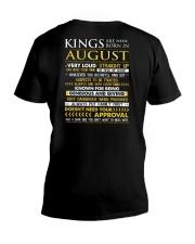 TRUE-KING-8 V-Neck T-Shirt thumbnail