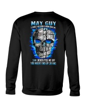 GUY-3THINGS-5 Crewneck Sweatshirt thumbnail
