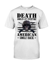 AMERICAN SMILE BACK Classic T-Shirt front