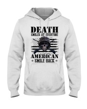 AMERICAN SMILE BACK Hooded Sweatshirt thumbnail