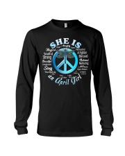 PEACE GIRL-4 Long Sleeve Tee thumbnail