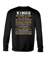 KINGS-US-6 Crewneck Sweatshirt thumbnail