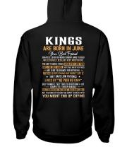 KINGS-US-6 Hooded Sweatshirt thumbnail