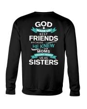 GOD FRIENDS-SISTER Crewneck Sweatshirt thumbnail