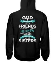 GOD FRIENDS-SISTER Hooded Sweatshirt thumbnail