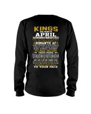 KING BORN IN-APRIL Long Sleeve Tee thumbnail