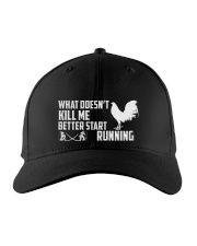 ROOSTER-HAT-KILLME Embroidered Hat front