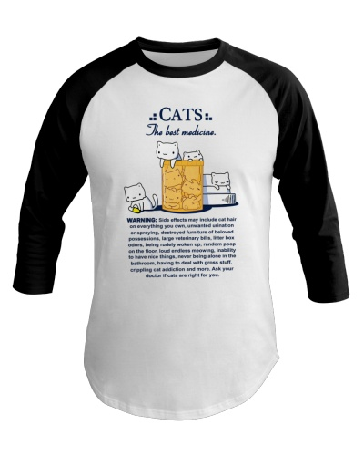 CATS - THE BEST MEDICINE