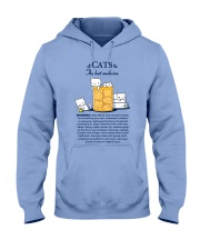 CATS - THE BEST MEDICINE Hooded Sweatshirt thumbnail
