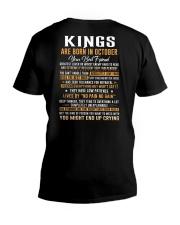 KINGS-US-10 V-Neck T-Shirt thumbnail