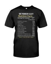 FR-GUY FACT-10 Classic T-Shirt thumbnail