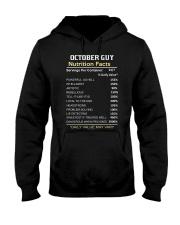 FR-GUY FACT-10 Hooded Sweatshirt front