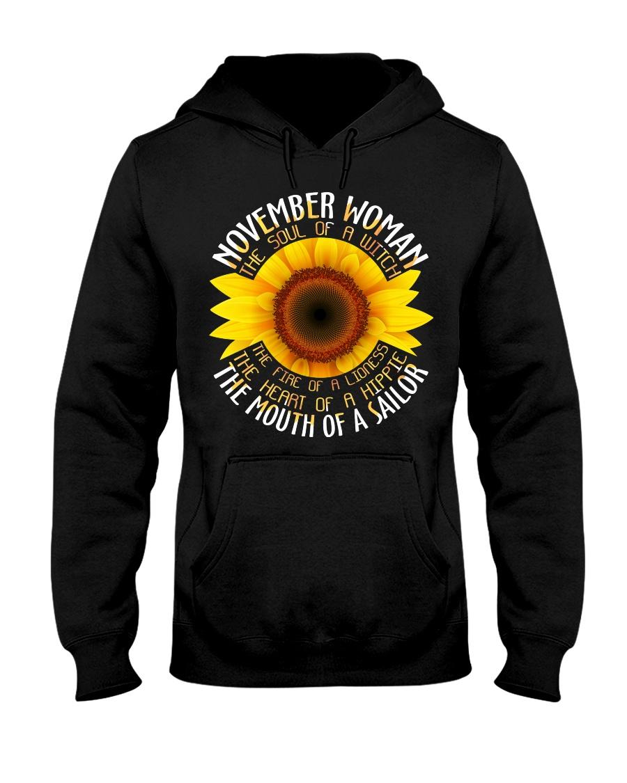 sunshine girl-10 Hooded Sweatshirt