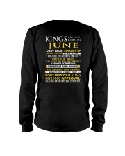 TTRUE-KING-6 Long Sleeve Tee thumbnail
