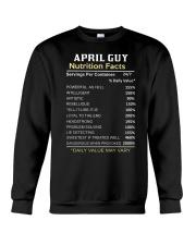 FR-GUY FACT-4 Crewneck Sweatshirt thumbnail
