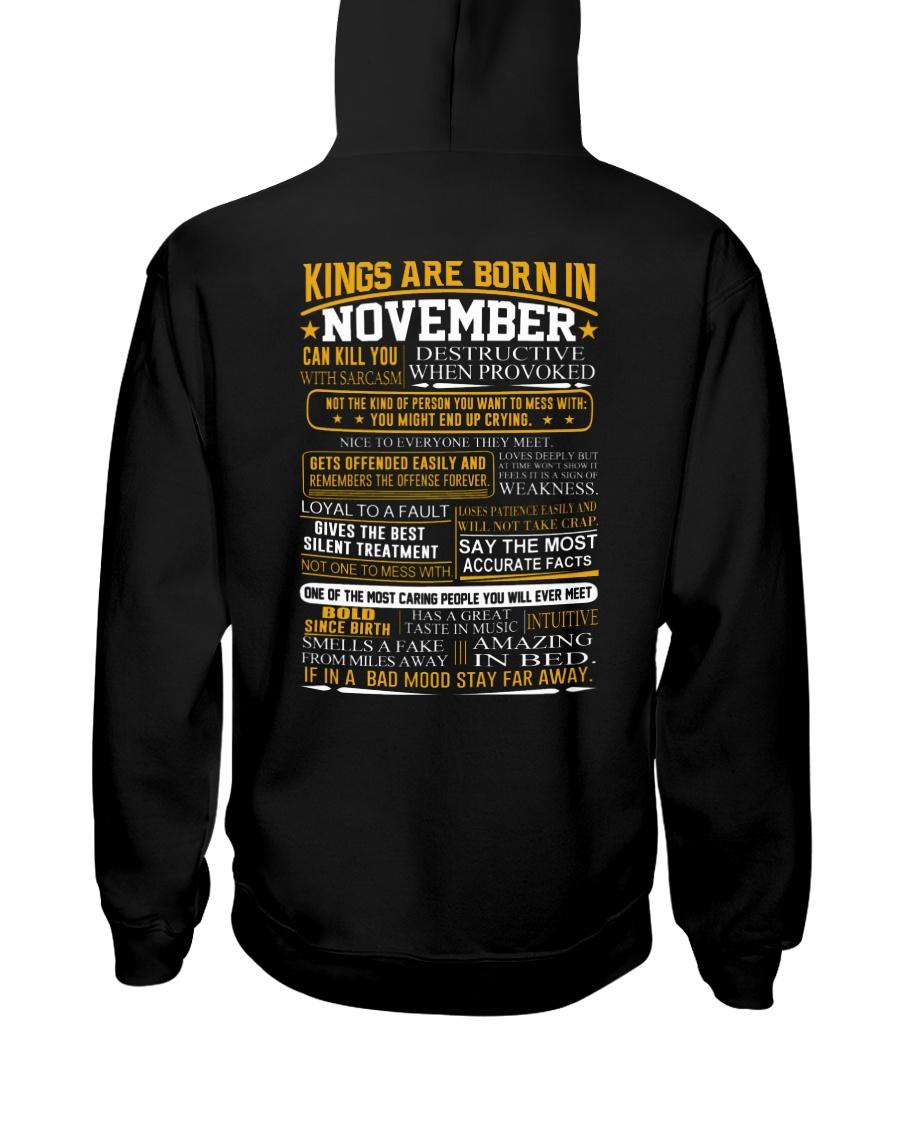 KING-AMAZING-11 Hooded Sweatshirt