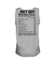 W-GUY FACT US-7 Unisex Tank thumbnail